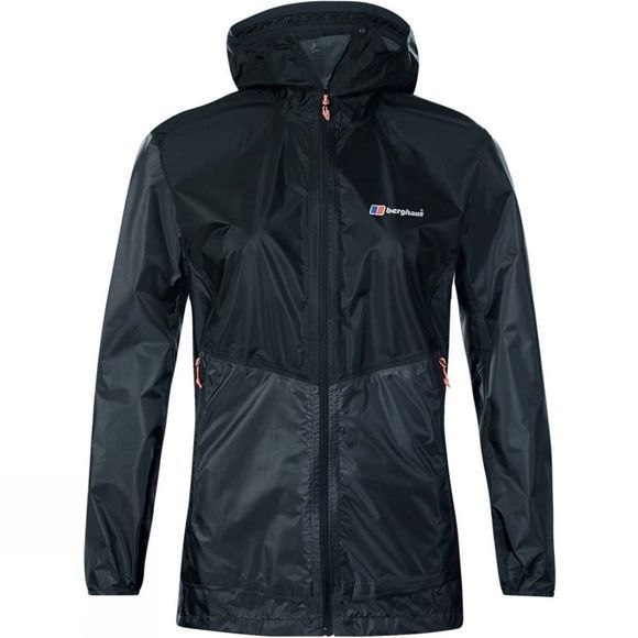 Berghaus Womens Fast Hike Jacket Carbon/Black