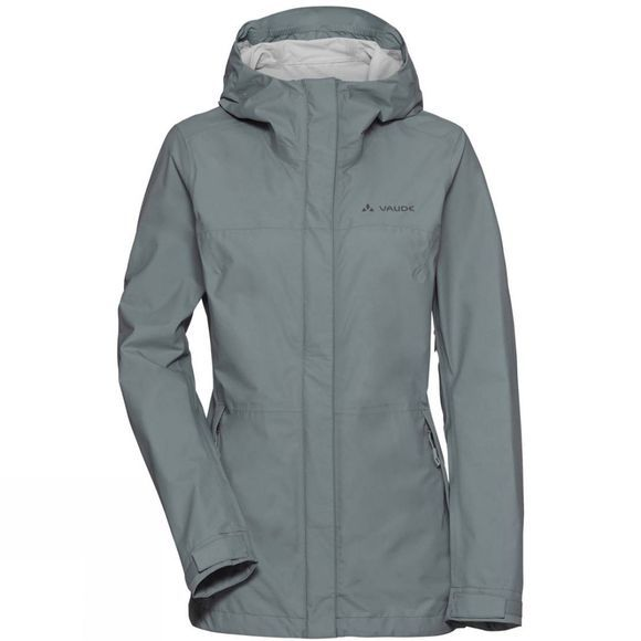 Vaude Womens Lierne II Jacket Pewter Grey