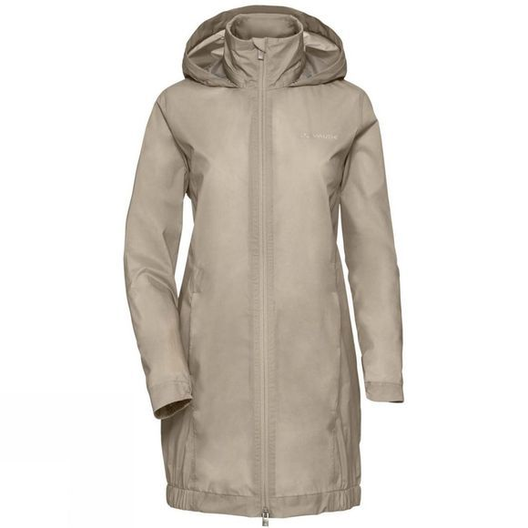 Vaude Womens Margone Jacket Hummus