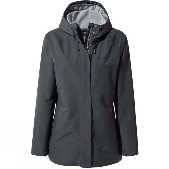 Craghoppers Womens Isobel Gore Jacket Charcoal