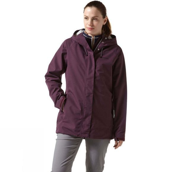 Craghoppers Womens Isobel Gore Jacket Thistle