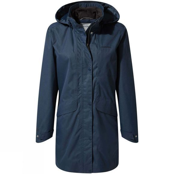 Craghoppers Womens Aird Jacket Loch Blue