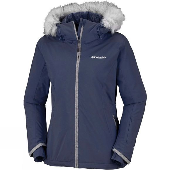 Columbia Womens Alpine Slide Jacket Nocturnal