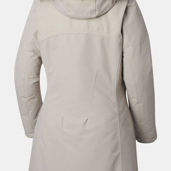 Columbia Womens Lindores Jacket Light Cloud