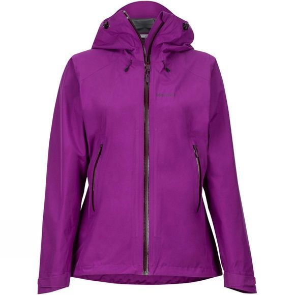 Marmot Womens Knife Edge Jacket Grape