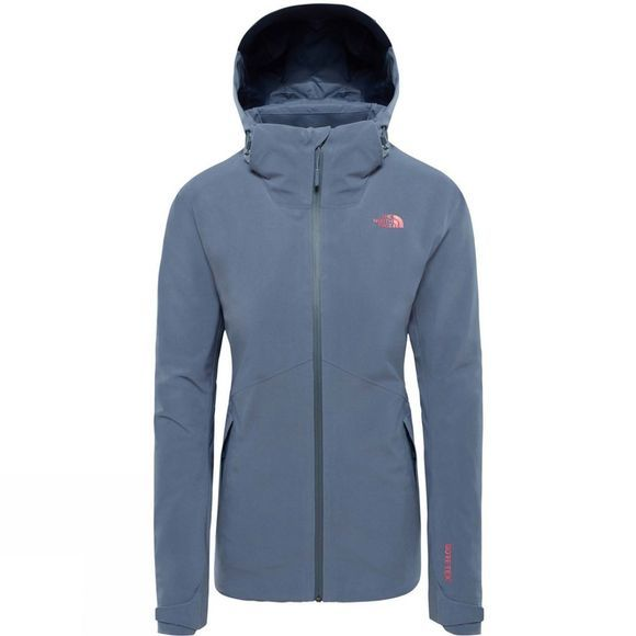 The North Face Womens Apex Flex Gtx Thermal Jacket Grisaille Grey/Grisaille Grey