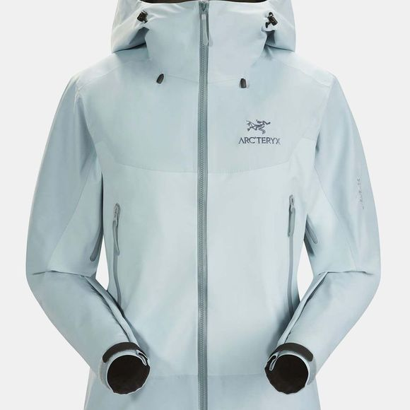Arc'teryx Womens Beta Superlight Hybrid Jacket  Continuum