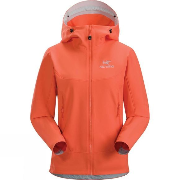 Arc'teryx Women's Gamma Lightweight Jacket Aurora