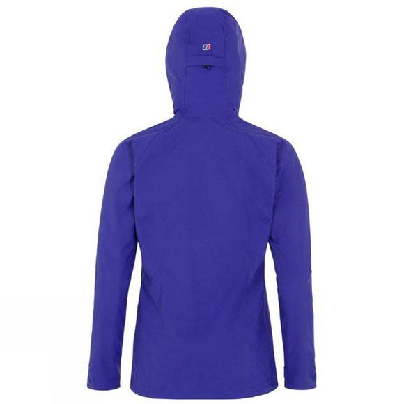 Berghaus Womens Deluge Pro Shell Jacket Spectrum Blue