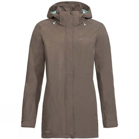 Vaude Women's Skomer Jacket II Coconut