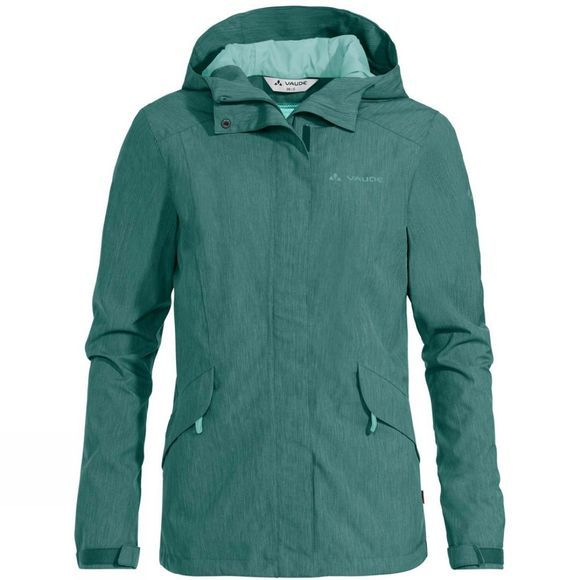 Vaude Women's Rosemoor Jacket Nickel Green