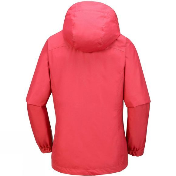 Columbia Womens Timothy Lake Jacket Red Coral