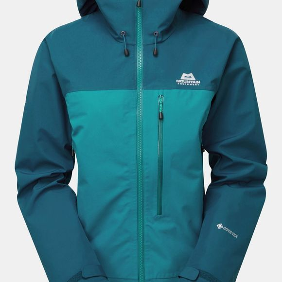 Mountain Equipment Womans Nanda Devi Jacket Tasmin/Legion Blue