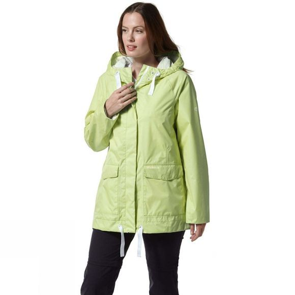 Craghoppers Womens Sorrento Jacket Green Apple