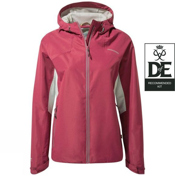 Craghoppers Womens Horizon Jacket Amalfi Rose