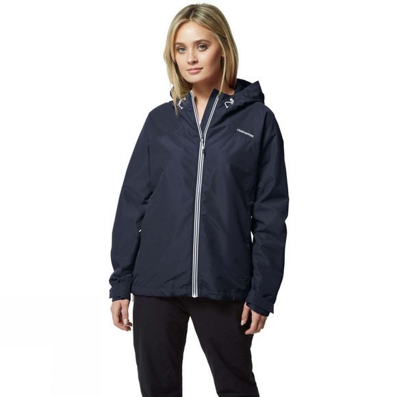 Craghoppers Womens Toscana Jacket Blue Navy