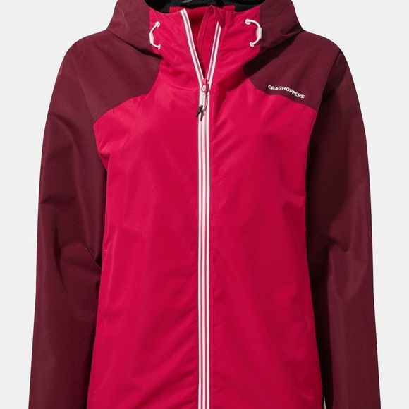 Craghoppers Womens Toscana Jacket Wild Berry/Wild Rose