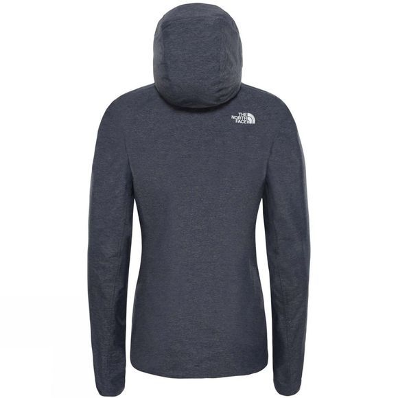 The North Face Womens Nevero Jacket Urban Navy/White Heather