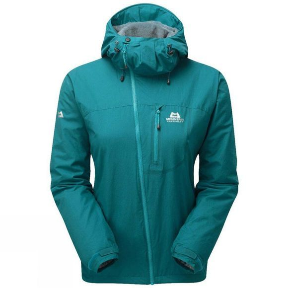Mountain Equipment Womens Kinesis Jacket Tasman Blue