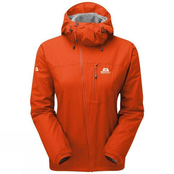 Mountain Equipment Womens Kinesis Jacket Magma