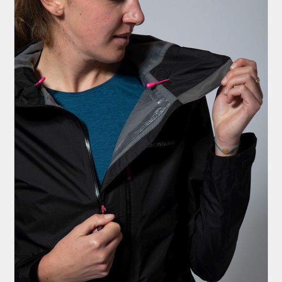Montane Womens Minimus Jacket Black