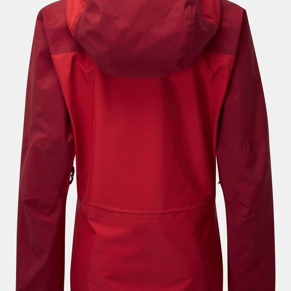 Rab Womens Ladakh GTX Jacket Crimson/Ruby