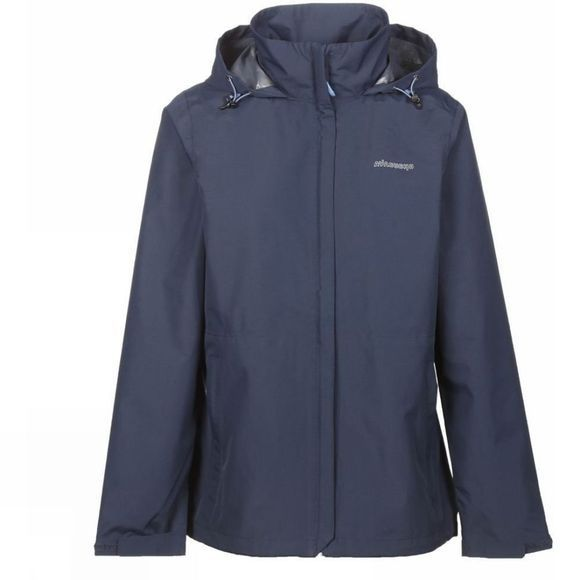 Ayacucho Womens Atlantis Eco Jacket Dark Navy