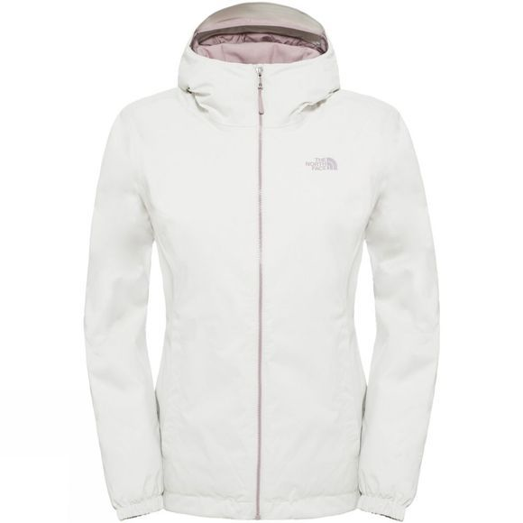 The North Face Womens Quest Insulated Jacket Vintage White