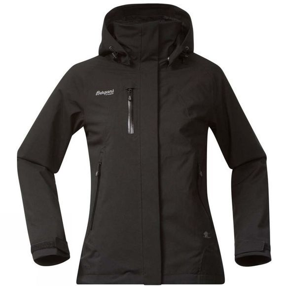 Bergans Womens Flya Insulated Jacket Black