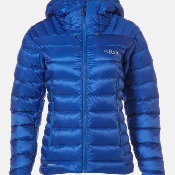 Rab Womens Electron Jacket Celestial Blue