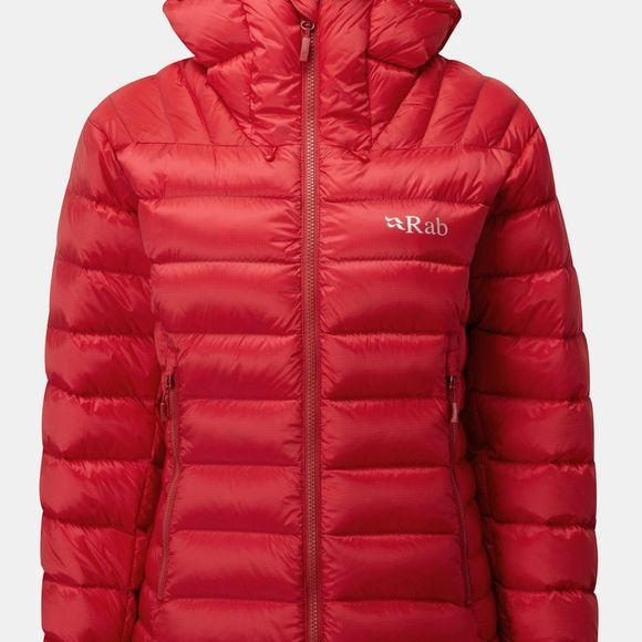 Rab Womens Electron Jacket Ruby