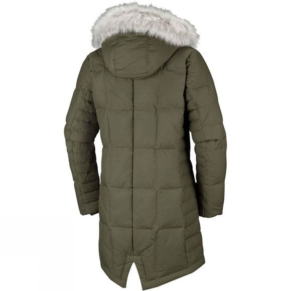Columbia Womens Della Fall Mid Jacket Nori
