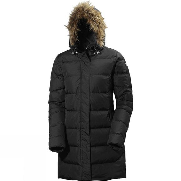 Womens Aden Down Parka
