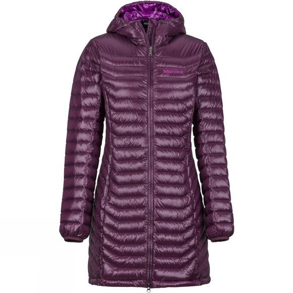 Marmot Womens Sonya Jacket Dark Purple