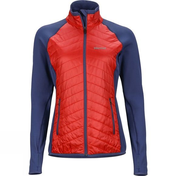 Marmot Womens Variant Jacket Scarlet Red/Monsoon