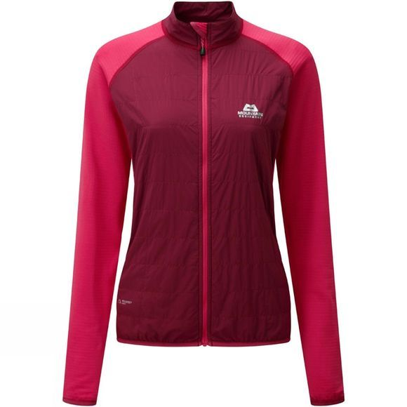 Mountain Equipment Womens Switch Jacket Cranberry/V Pink