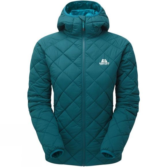 Mountain Equipment Womens Fuse Jacket Legion Blue