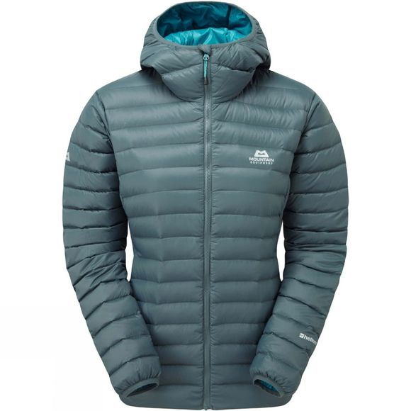 Mountain Equipment Arete Hooded Jacket Moorland Slate