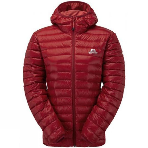Mountain Equipment Arete Hooded Jacket Sangria