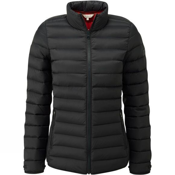 Aigle Womens Lillydown Jacket Midnight