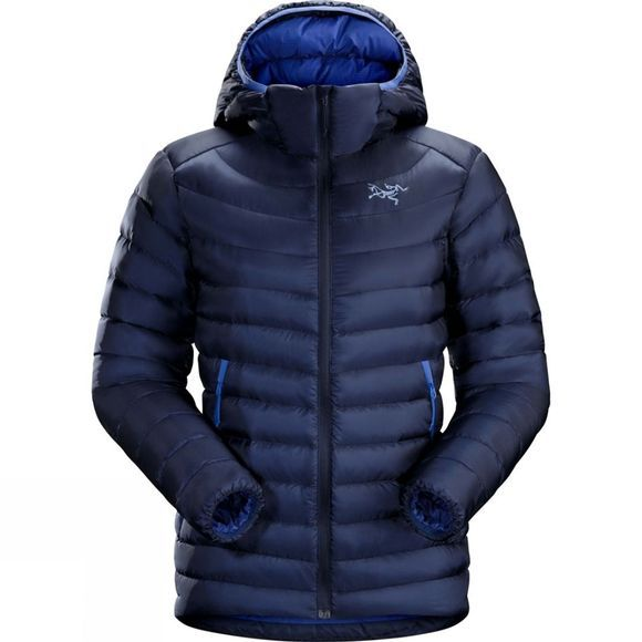Arc'teryx  Womens Cerium LT Down Hoody Twilight
