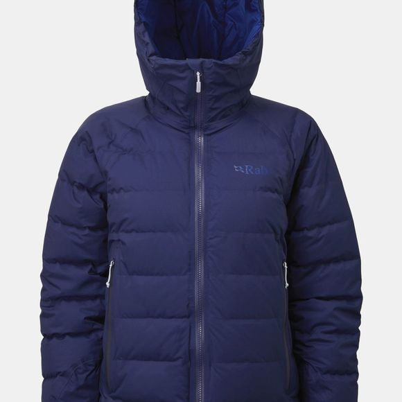 Rab Womens Valiance Jacket Blueprint