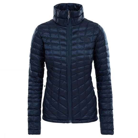 Womens Thermoball Zip In Jacket