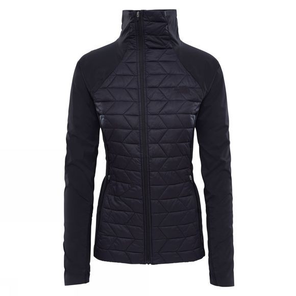 The North Face Womens Thermoball Active Jacket TNF Black