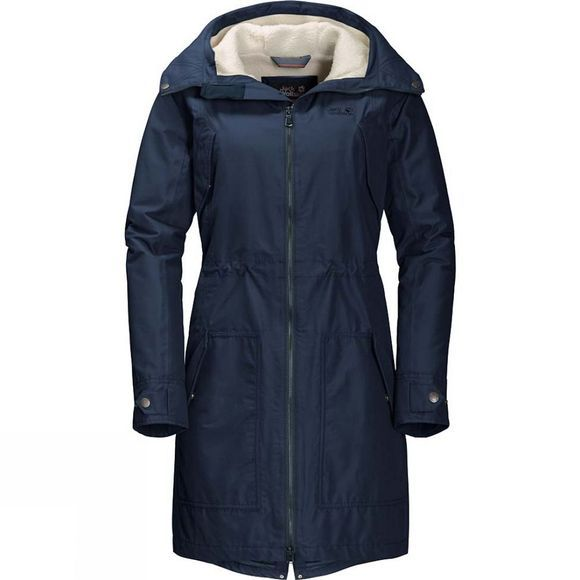 Womens Rocky Point Parka