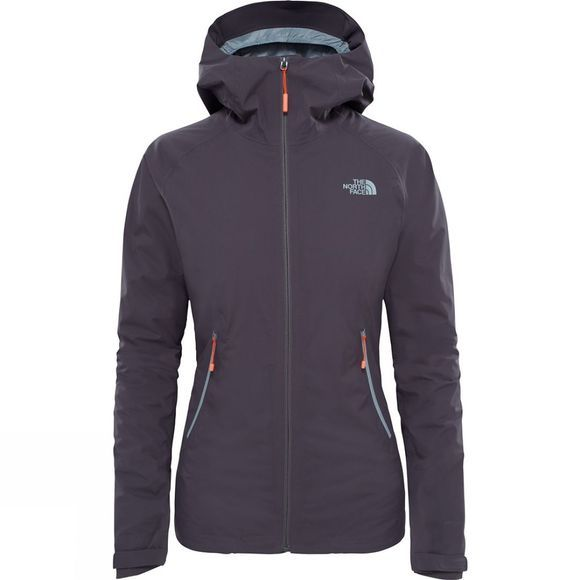 The North Face Womens Keiryo Diad Jacket Graphite Grey