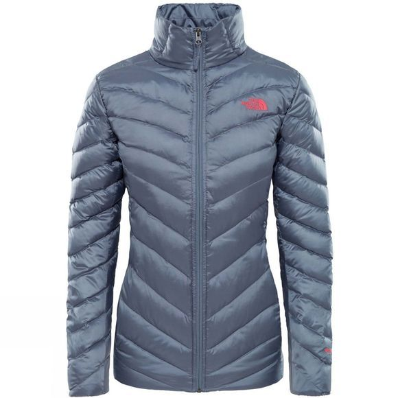 The North Face Womens Trevail Jacket 700 Grisaille Grey