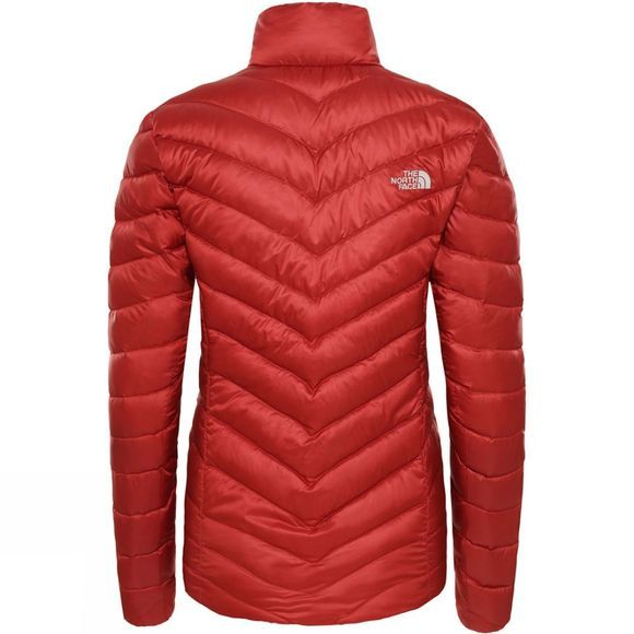 The North Face Womens Trevail Jacket 700 Cardinal Red