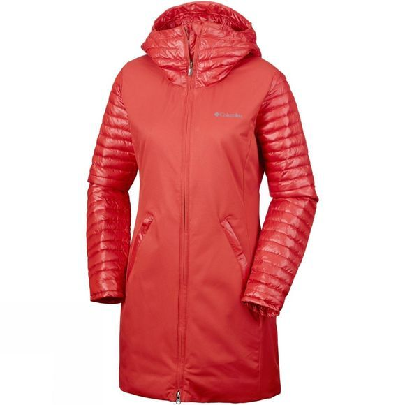 Womens Salcantay Mid Jacket