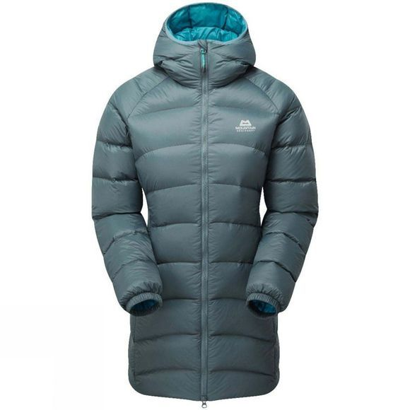 Mountain Equipment Skyline Womens Parka Moorland Slate